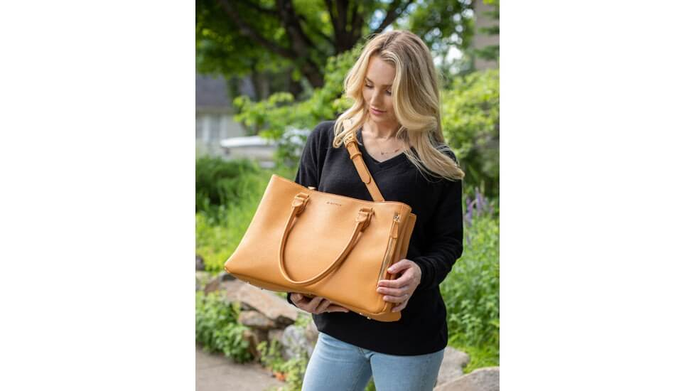 Tactica Elegant Protection Concealed Carry Purse