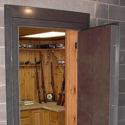 Anchoring A Gun Safe To A Wall