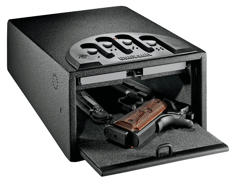 gunVault 1000S Mini Vault Standard Gun Safe